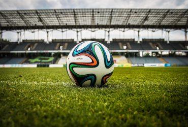 En fotball.